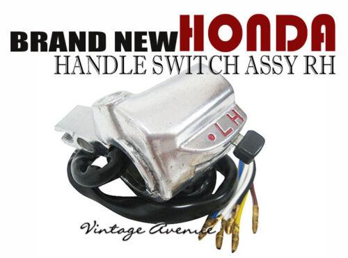 HONDA CD125 CD175 CA175 S110 CS110 HANDLE SWITCH RH CB1