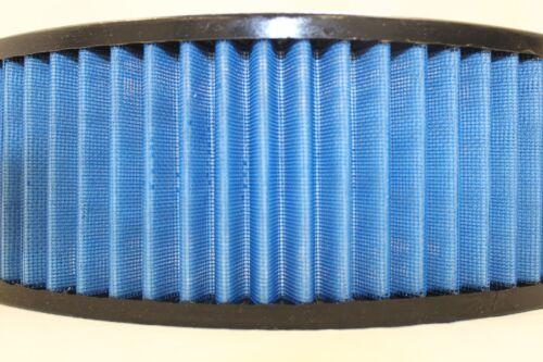 "4 1//2 Kool Blue KR3012 Round Lifetime Washable High Flow Air Filter 14/"" x 4.5/"""