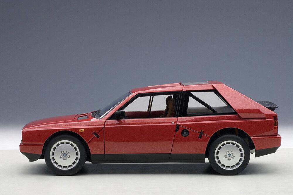 AutoArt Lancia Delta S4 1985 1985 1985 -  rojo  1 18 5da7d0