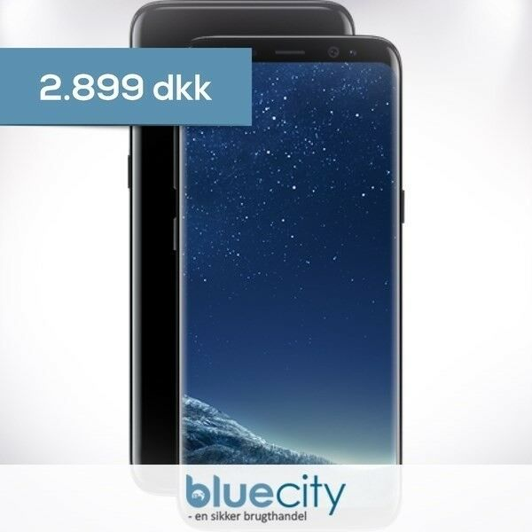 Samsung Samsung Galaxy S8 64GB Midnight Black, Samsung