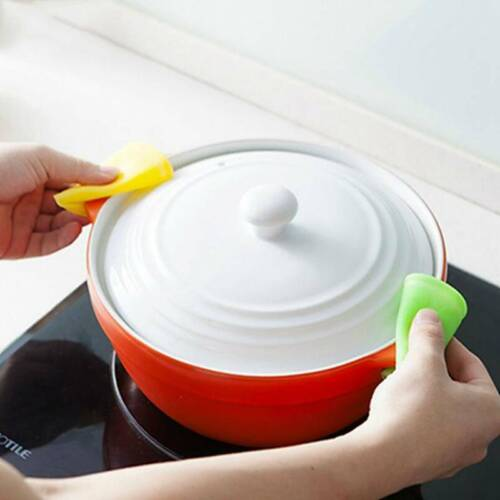 Food Wrap Silicone Reusable Sealer Bowl Cup Lids Stretchy Covers Kitchen Tools G