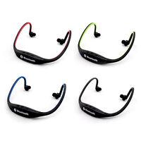 Bluetooth 3.0 Wireless Stereo Headset Headphone Sports Earphone For Cellphone PC