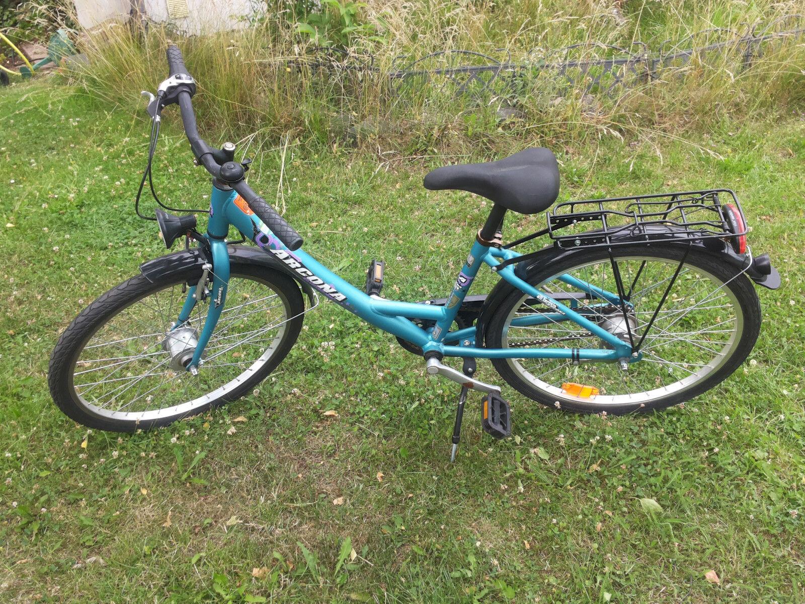 Fahrrad Mädchen von Arcona 7-9 Jahre super in Schuss