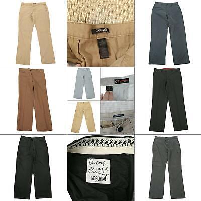 Lot 9 Mens 34 Casual /& Dress Pants Mixed Styles /& Colors Gray Black Brown Khakis