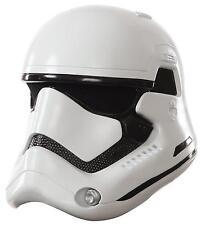 Star Wars The Force Awakens Stormtrooper Adult Full Helmet 2 piece by Rubies
