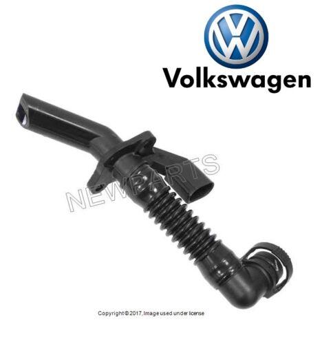 For Audi Q7 VW Touareg Passat 3.6L V6 Breather Hose from Valve Cover Genuine