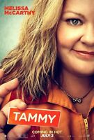 Tammy - original DS movie poster - 27x40 D/S - Advance