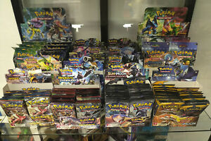Pokemon-Cards-Random-Sun-amp-Moon-Booster-Pack-Unbroken-Bonds-and-More