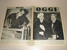OGGI=1956/16=MIGUEL BOSE=GIANRICO TEDESCHI=NERVI=ROBERTO BOSI=FRANCO MORANINO=
