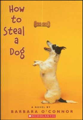 How to steal a dog book