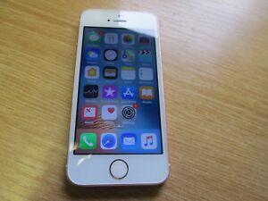 Apple-iPhone-se-16GB-ROSE-GOLD-O2-Usato-LEGGERE-DESCRIZIONE-D6192