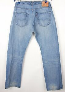 Levi's Strauss & Co Hommes 501 Jeans Jambe Droite Taille W36 L32 BCZ240