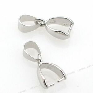 50pcs-Hot-Sale-New-Wholesale-Clasp-Pinch-Pendant-Bails-14mm-Findings-C