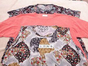 (1060) 2 Shirt Und 1 Top Gr 3xl / 4xl