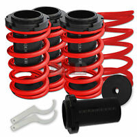 Miata 90-97 Coilovers Springs Lowering Red Spring Coil Over With Scale