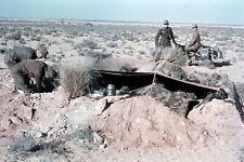 WW2 photo German in North Africa by Erwin Rommel #09