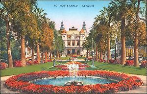 Old-Postcard-MONTE-CARLO-Le-Casino-ADIA-1930