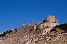 555060 The Crusader Castle Kerak Jordan A4 Photo Print