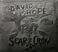 CD DAVID HOPE - scarecrow, neu - ovp
