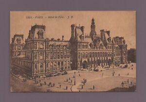 Paris - HOTEL Rat- (H1716)