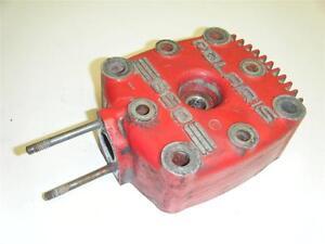 90-91-92-93-94-Polaris-Indy-650-Rxl-EC65PL-Triple-Moteur-Rouge-Tete-Cylindre