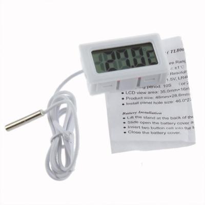 Digitaler Essen Thermometer Sonde Temperatur Kitchen Cooking BBQ TP101 F3
