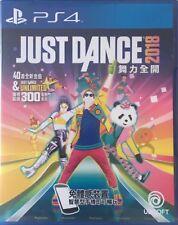 Just Dance 2018 Microsoft Xbox 360 2017 Ebay