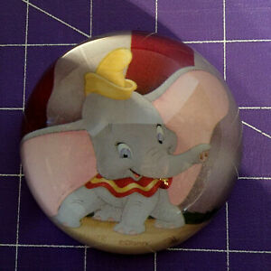 Disney-Parks-Dumbo-Elephant-Paperweight-NEW-Gift-Box-w-Sticker-RARE-amp-So-Cute