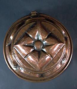 alte-Kupferform-Kupfermodel-Backform
