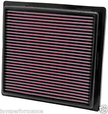 KN AIR FILTER (33-2457) FOR JEEP GRAND CHEROKEE 3.6 2001 - 2016