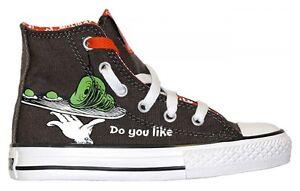NEW Converse Chuck Taylor All Star Dr. Seuss GREEN EGGS   HAM Kids ... a93faf4e4