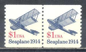 US Stamp (L212) Scott# 2468, Mint NH OG, Nice Transportation Coil Pair