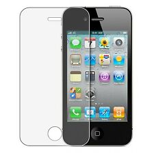 6X For Apple iPhone 4/4s Tempered Glass Screen Protector Anti-Scratch Shield