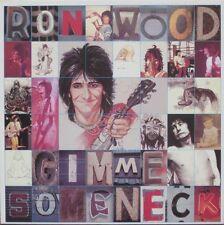 Ron Wood - Gimme Me Some Neck - CBS 83337 - OIS - Vinyl - Rolling Stones