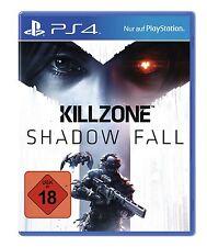 PS4 Killzone Shadow Fall Shooter Spiel für Playstation 4 NEU