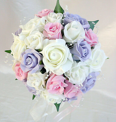 Brides,Bridesmaids,Flowergirls, Wedding Bouquet Flowers  All colours