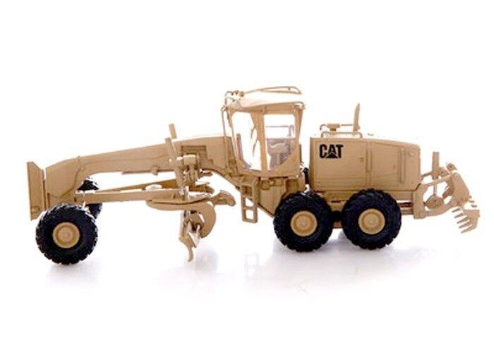 Norscot 1 50 Caterpillar CAT militaire 120 m Motor Grader DIE CAST MODEL 55252