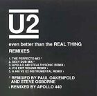 Even Better Than the Real Thing: The Remixes [EP] by U2 (CD, Nov-1992, Island (Label))