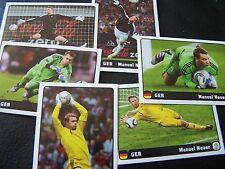 Panini UEFA EURO 2012 Coca Cola Heldentat von Manuel Neuer Sammelbilder Fußball