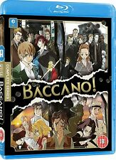 Baccano - Complete Series - New Blu-Ray