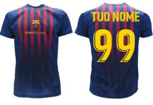 Maglia-Personalizzata-Barcelona-2019-Ufficiale-Barcellona-2018-FCB-Tuo-Nome