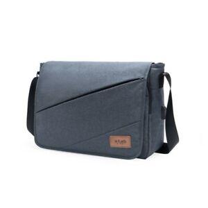 xLab-Men-039-s-Canvas-15-6-039-039-Laptop-Messenger-Shoulder-Bag-Crossbody-School-bag