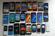Konvolut Handy Dummy Attrappe 25 Stück LG Lumia Samsung Alcatel Sony - Requisite