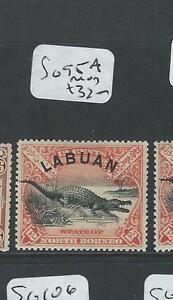 LABUAN (PP2701B) CROCODILE 12C SG 95A MOG