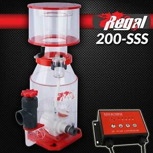 REEF-OCTOPUS-REGAL-6-034-SPACE-SAVING-SKIMMER-WITH-DC-PUMP-REGAL-200SSS-MARINE
