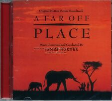 a Far off Place CD Intrada Expanded Limited Edition James Horner 28 Tracks OOP
