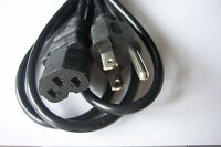 Viewsonic Va1912w/va2012w/va702/va702b/ve175b/ve510b Ac- 20 Ac Power Cord