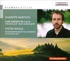 Giuseppe Martucci: Piano Concerto No. 2, Op. 66; Nocturnes, Op. 70; Tema e variazioni, Op. 58 (CD, Nov-2012, Delta Classics)