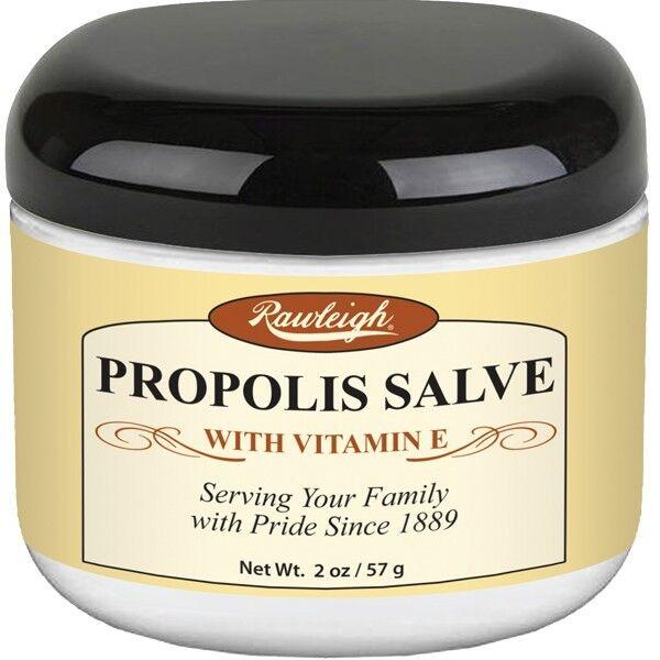 Rawleigh Propolis Salve With Vitamin E 2 Oz