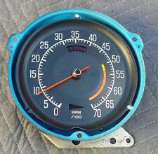 1975 1976 1977 Corvette Electronic Tachometer OEM 8986119